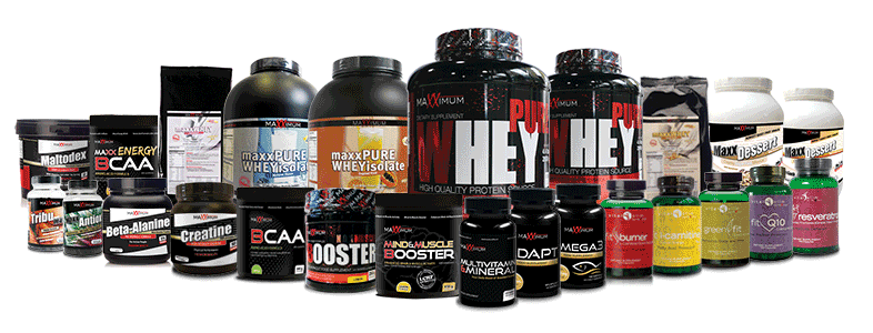 Maxximum Nutrition products main